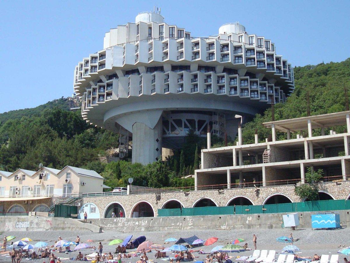 Украина курортный отель