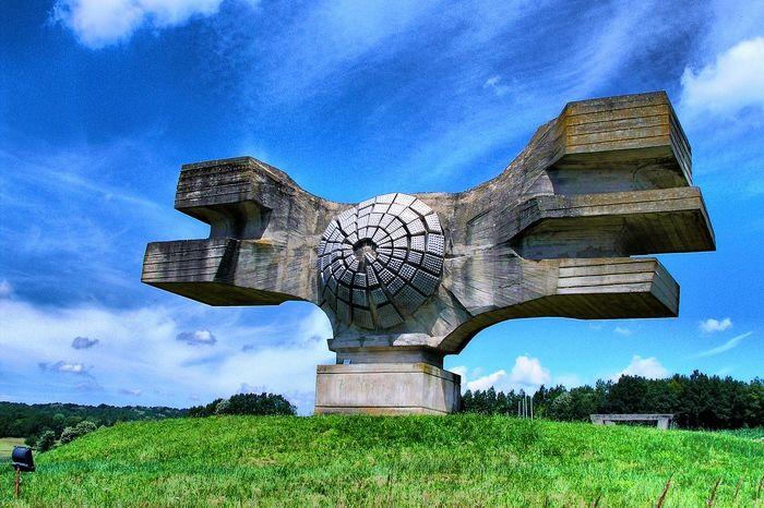 хорватия памятник революции