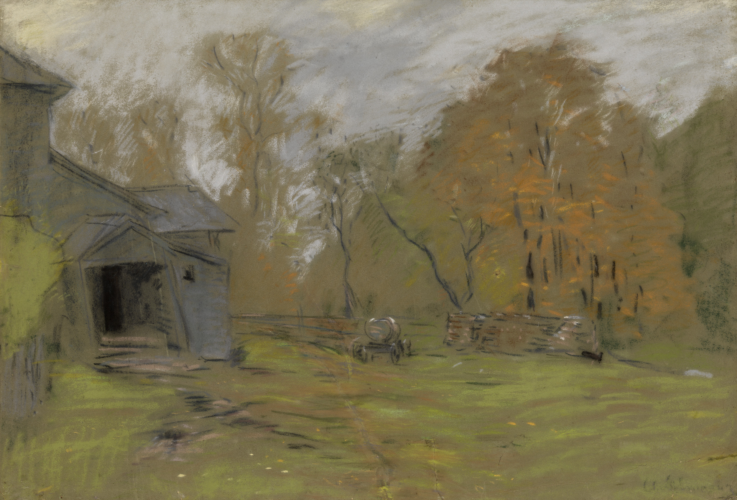 Lot 72 Isaak Levitan, Autumn
